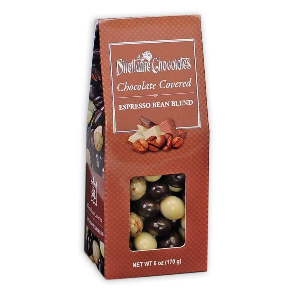 Dilettante Chocolate Covered Espresso Bean Blend - 6 oz