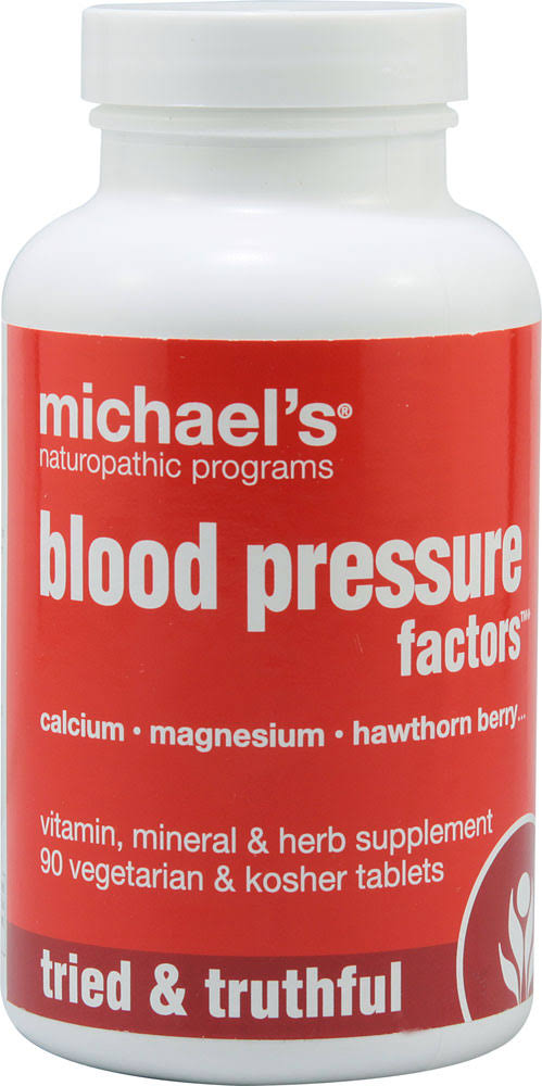 Michael's Naturopathic Programs Blood Pressure Factors