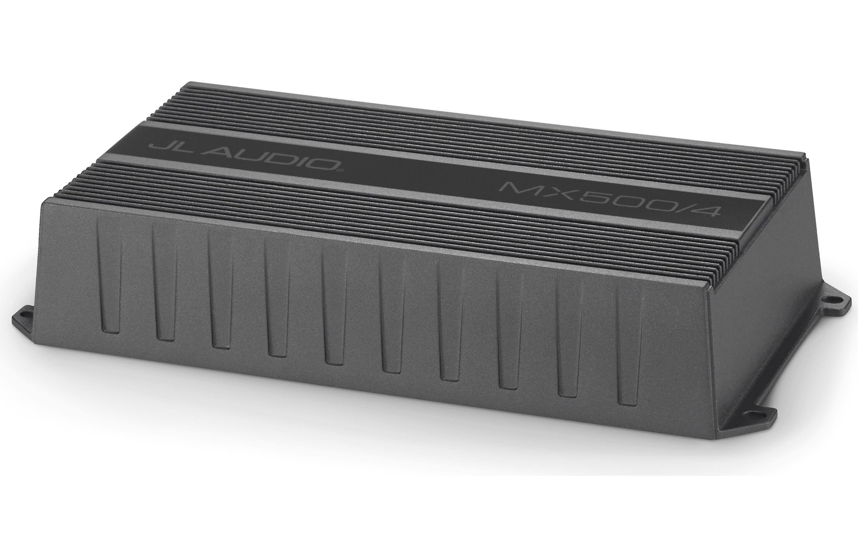 JL Audio 4 Channel Full Range Amplifier - 500W