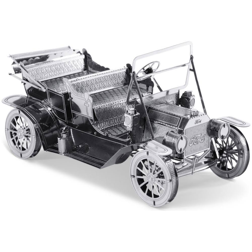 Ford 1908 Model T Metal Earth 3D Model Puzzle