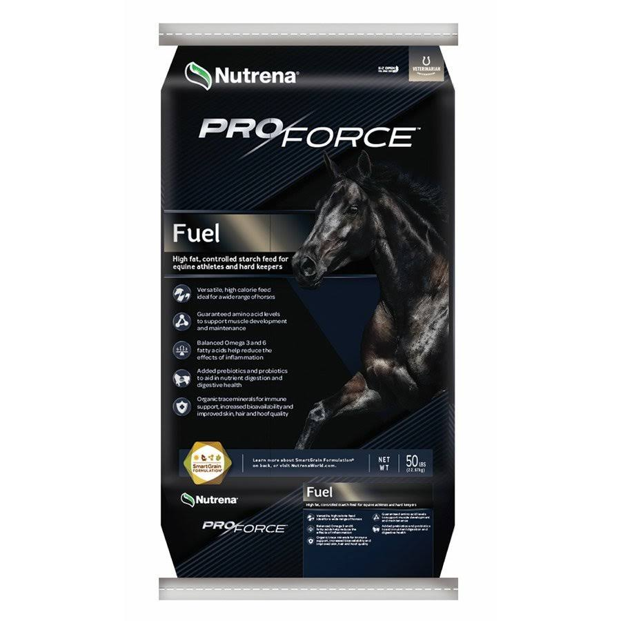 Nutrena ProForce Fuel Horse Feed - 50 lb