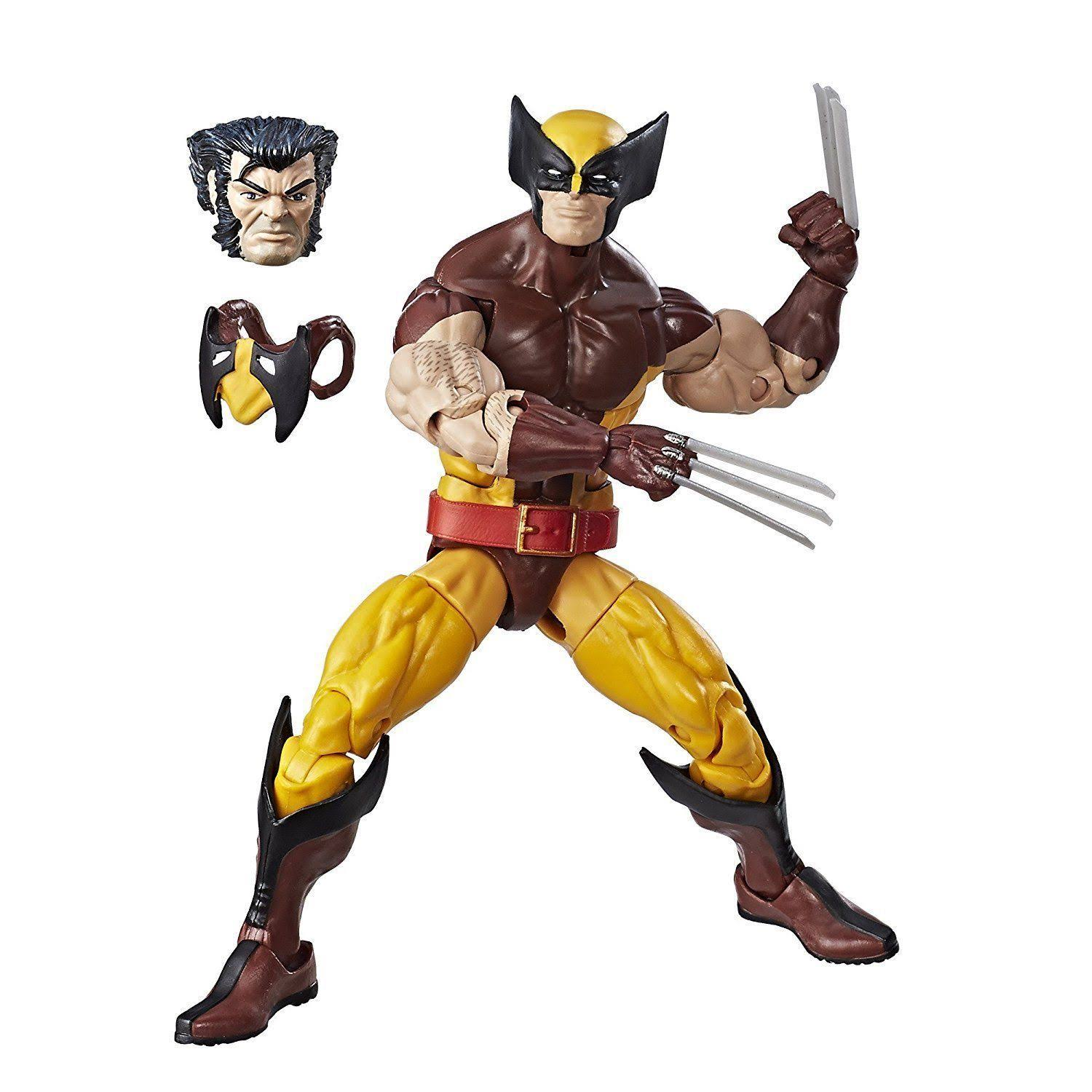 Marvel Retro 6-inch Collection Action Figure - Wolverine