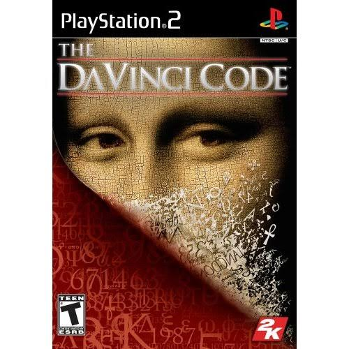 The Da Vinci Code - Playstation 2