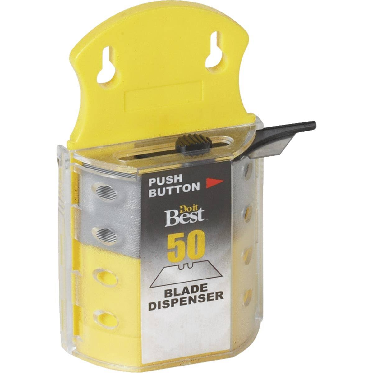 Do It Best 374121 Utility Blade Dispenser