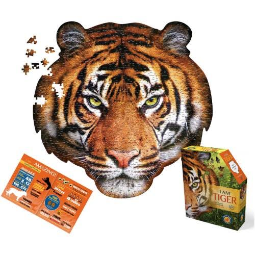 Madd Capp I am Tiger Puzzle - 550pcs