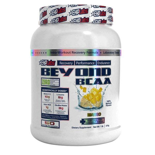 EHPLabs Beyond BCAA 50 Servings Mango