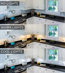 Installing Plug Mold Under Cabinets by 4 Types Of Under Cabinet Lighting Pros Cons And Shopping Advice
