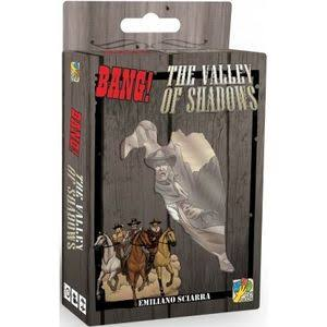 Bang! The Valley of Shadows Expansion Card Game