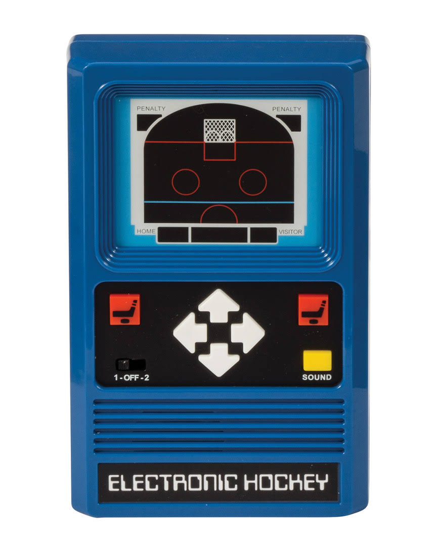 Schylling 9564 Electronic Hockey Handheld Game