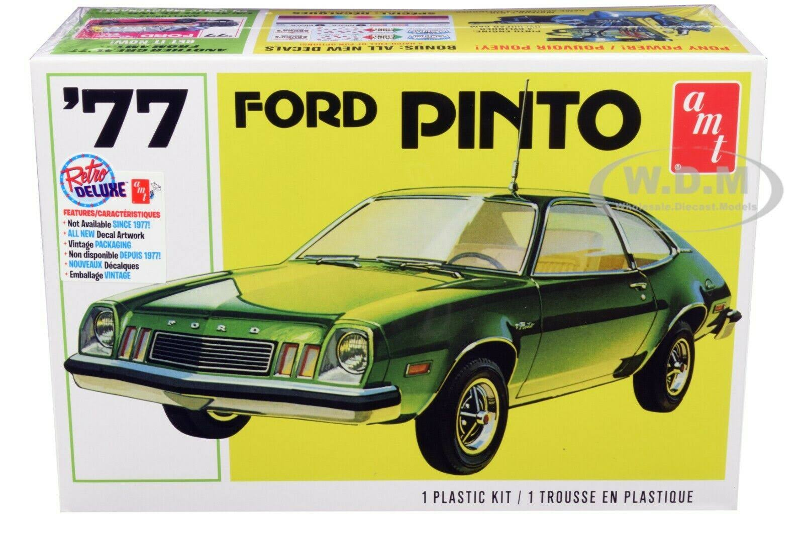 AMT 1977 Ford Pinto 2T Plastic Model Kit