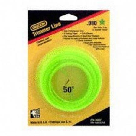 "Oregon Trimmer Line Loop - .095"" x 50'"