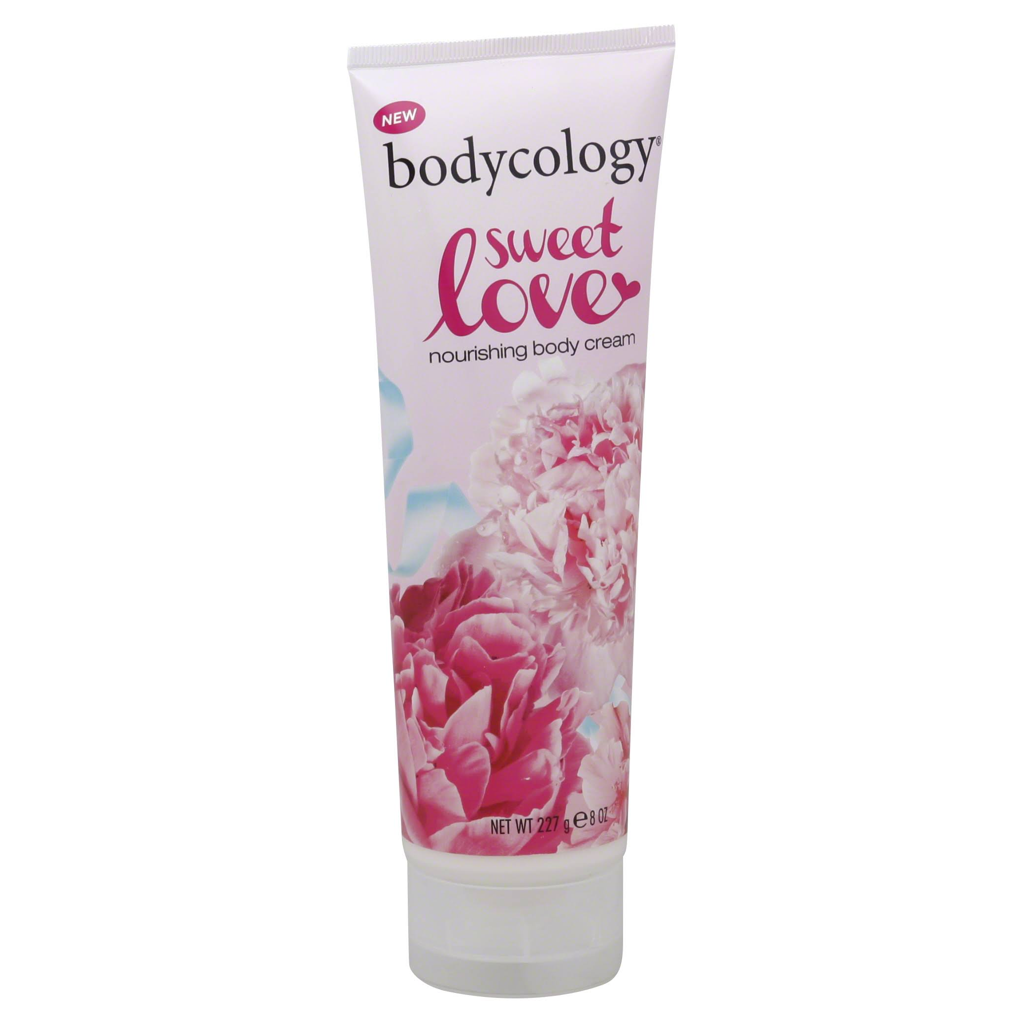Bodycology Moisturizing Body Cream - Sweet Love, 8oz