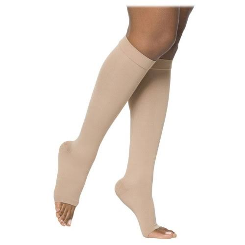 Sigvaris - 860 Select Comfort Knee-High Open-Toe 20-30mmHg