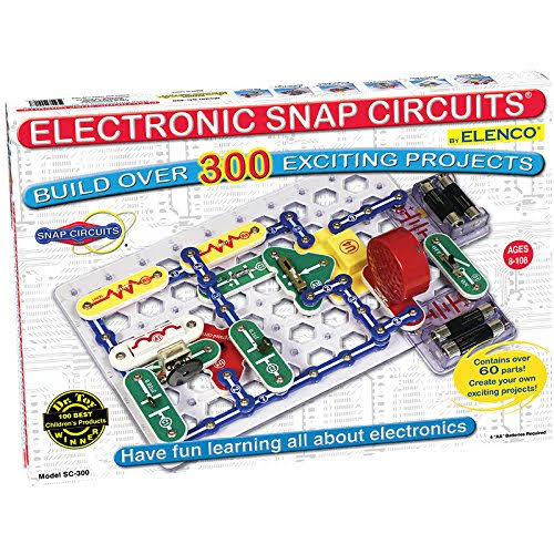 Electronic Snap Circuits Board Game