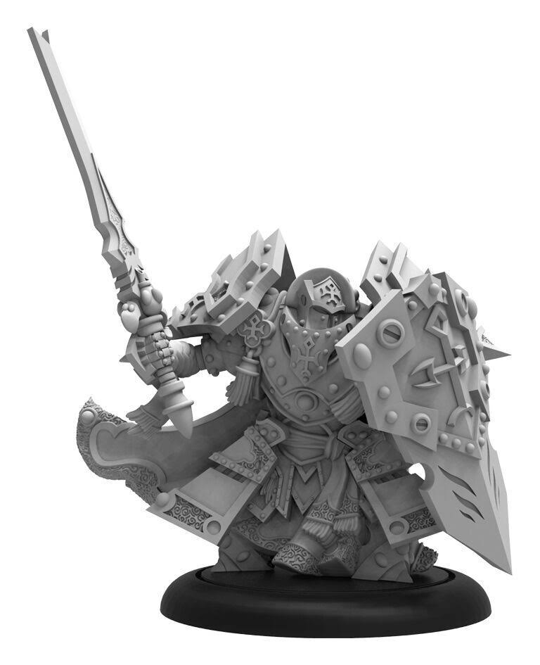 Protectorate - Exemplar Cinerator Officer (Resin)