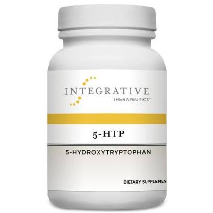Integrative Therapeutics 5 HTP Dietary Supplement - 60 Capsules