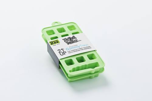 MagicalButter 21up Gummy Trays - 2 Pack