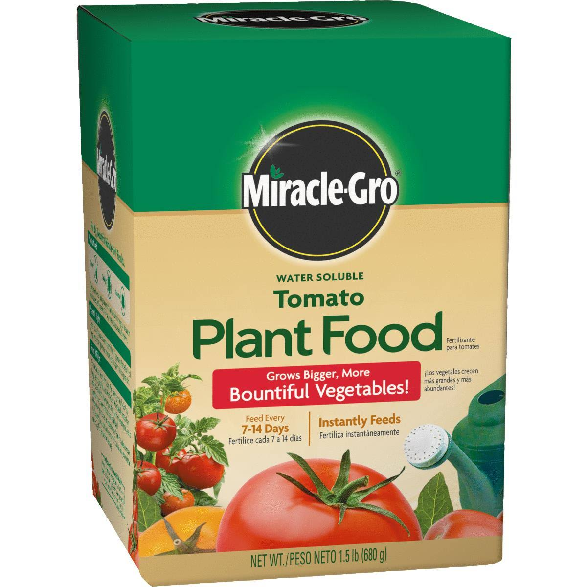 Miracle-Gro Tomato Plant Food - 1.5lb