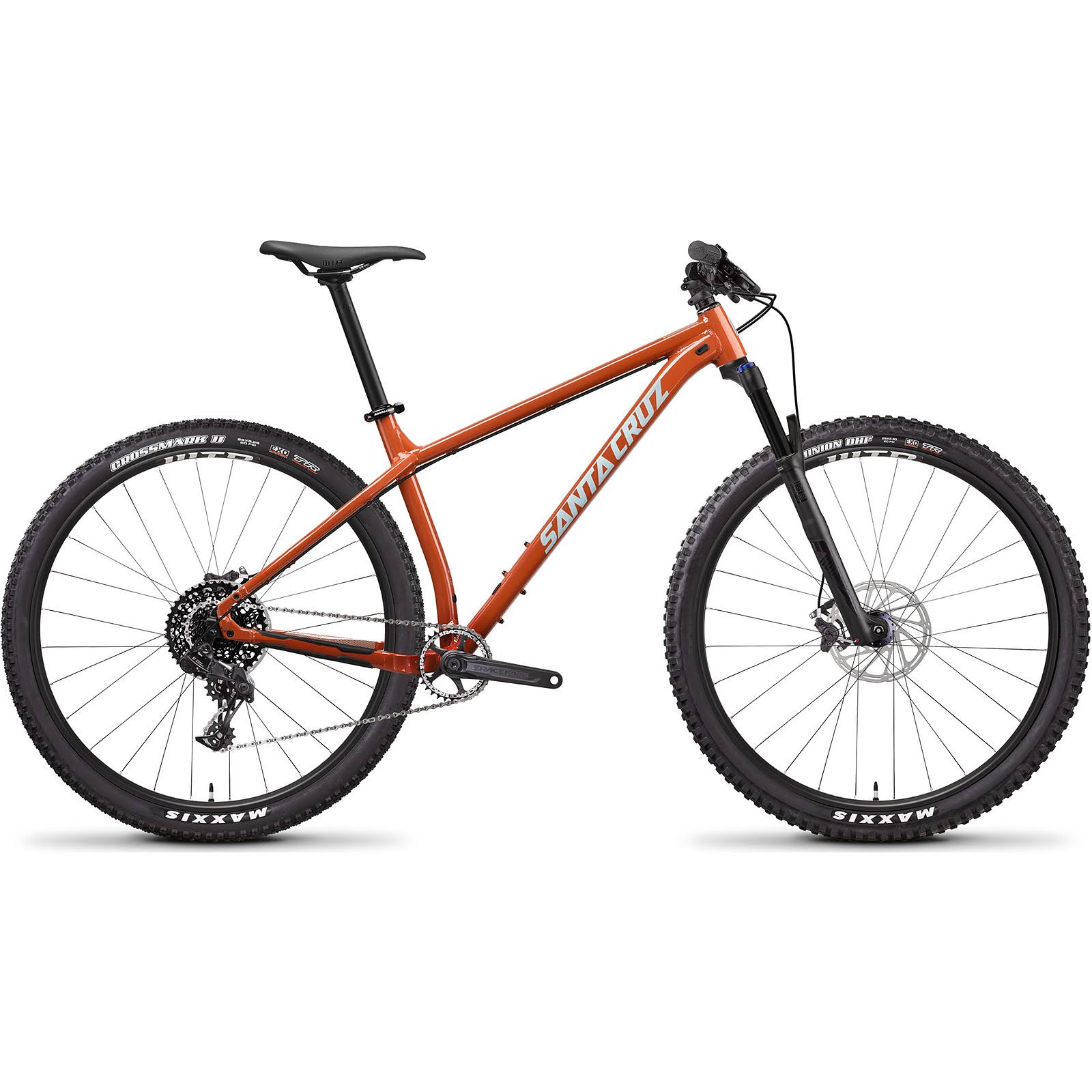 Santa Cruz Chameleon AL D - 2019 Orange / Large
