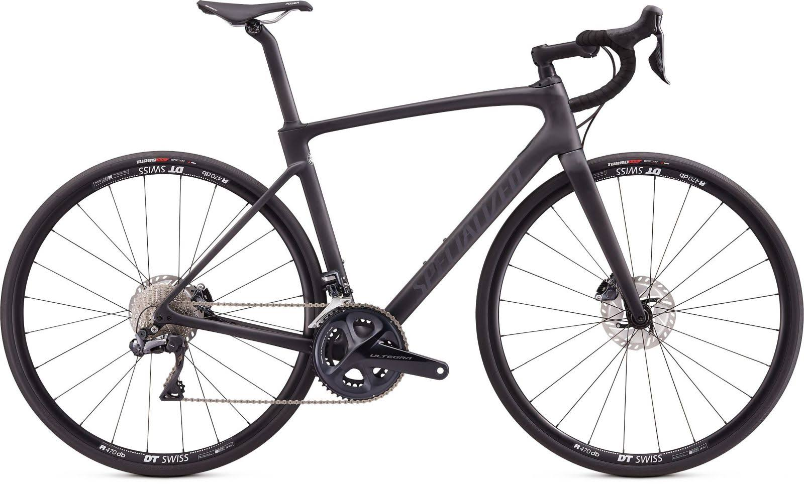 Specialized Roubaix Comp Ultegra Di2 Road Bike 2020 - Carbon/Black