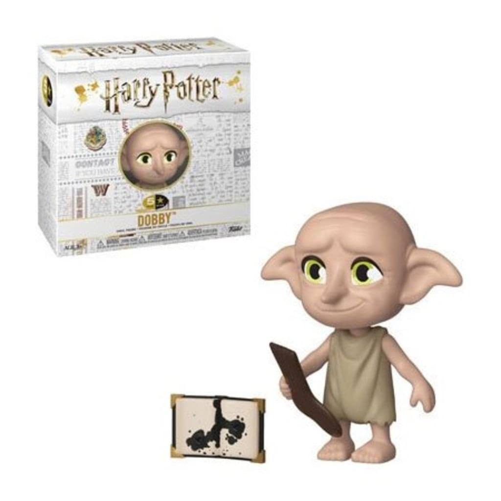 Funko 5 Star Harry Potter Vinyl Figure - 8cm
