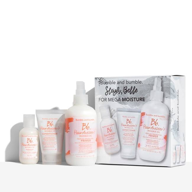 Bumble and Bumble Sleigh Belle Hairdresser's Invisible Oil Set