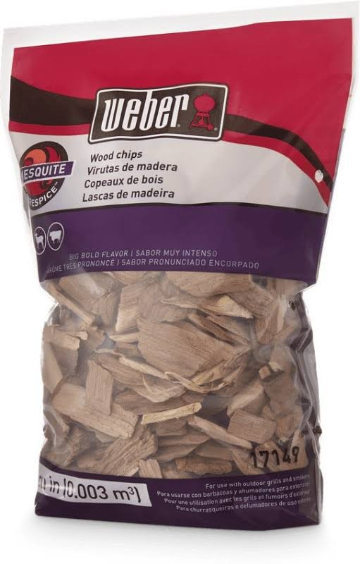 Weber Stephen Products Mesquite Wood Chips - 2lb