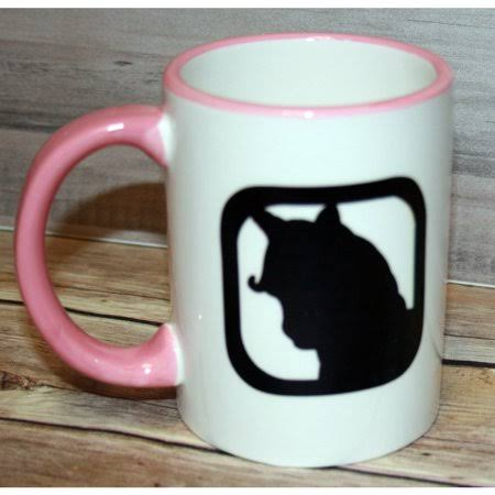 Island Dogs, Unicorn Color Changing Mug