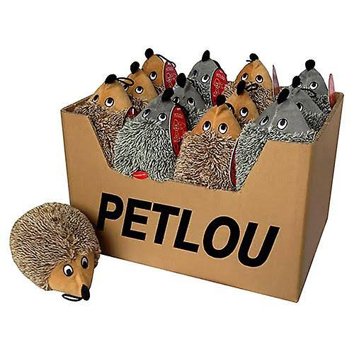 Petlou Hedgehog Dog Toy