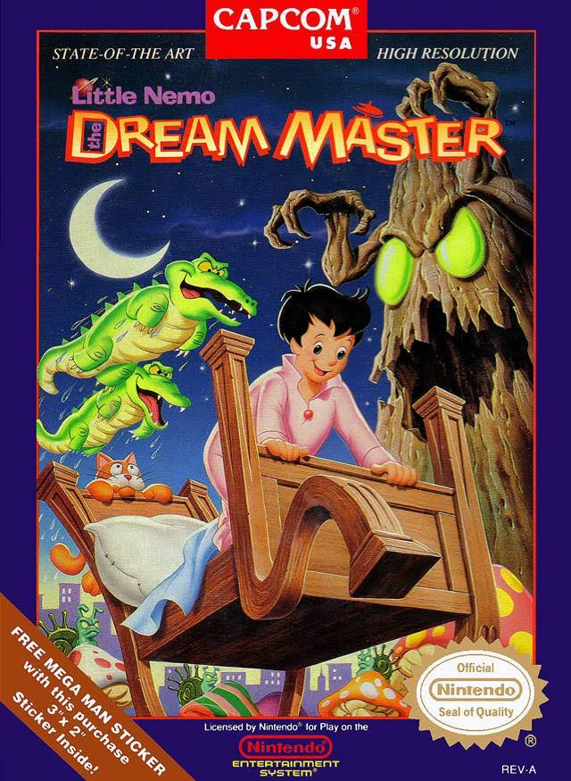 Little Nemo: Dream Master [Nintendo Game]