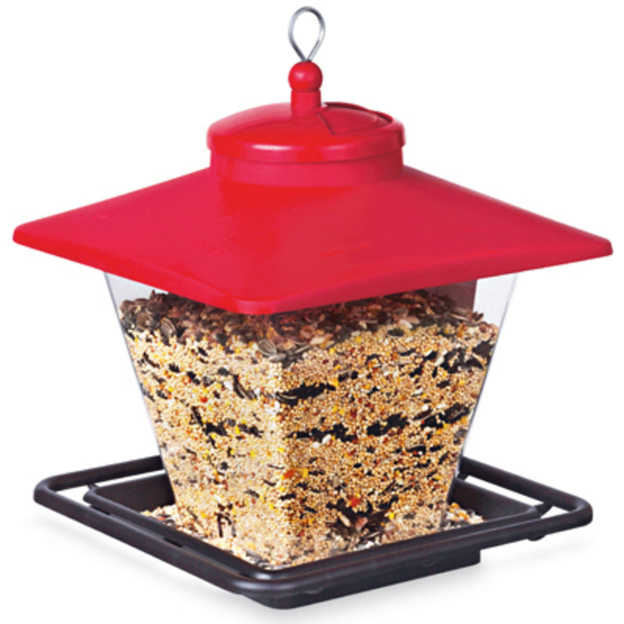 Woodlink NA6228 Audubon Hopper Cafe Wild Bird Feeder