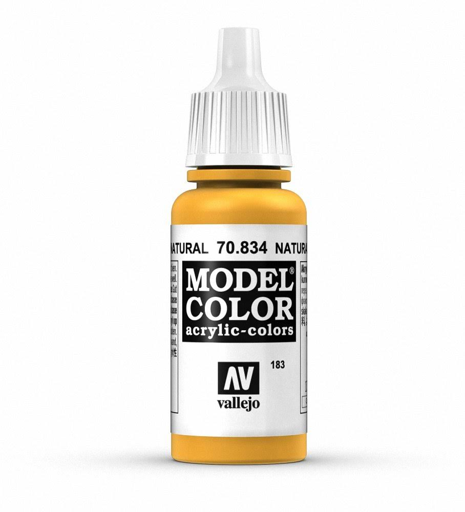 Vallejo Paint - 17ml, Natural Wood