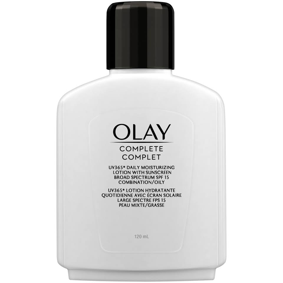 Olay Complete All Day Moisturizer - SPF 15, 120ml