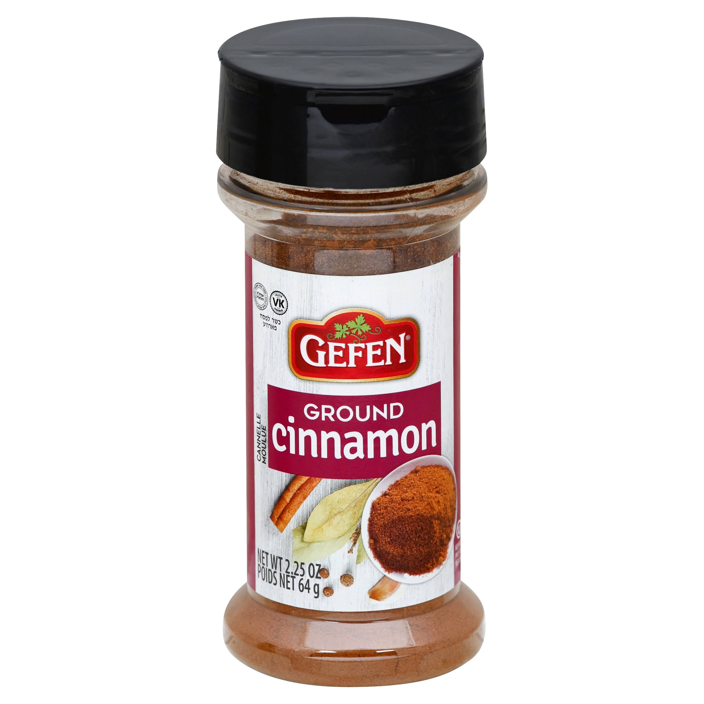 Gefen Ground Cinnamon - 2.25 Oz