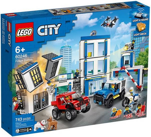 Lego City - Station 60246