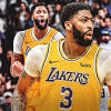 Lakers forward Anthony Davis' 41 points is most by a player against ...