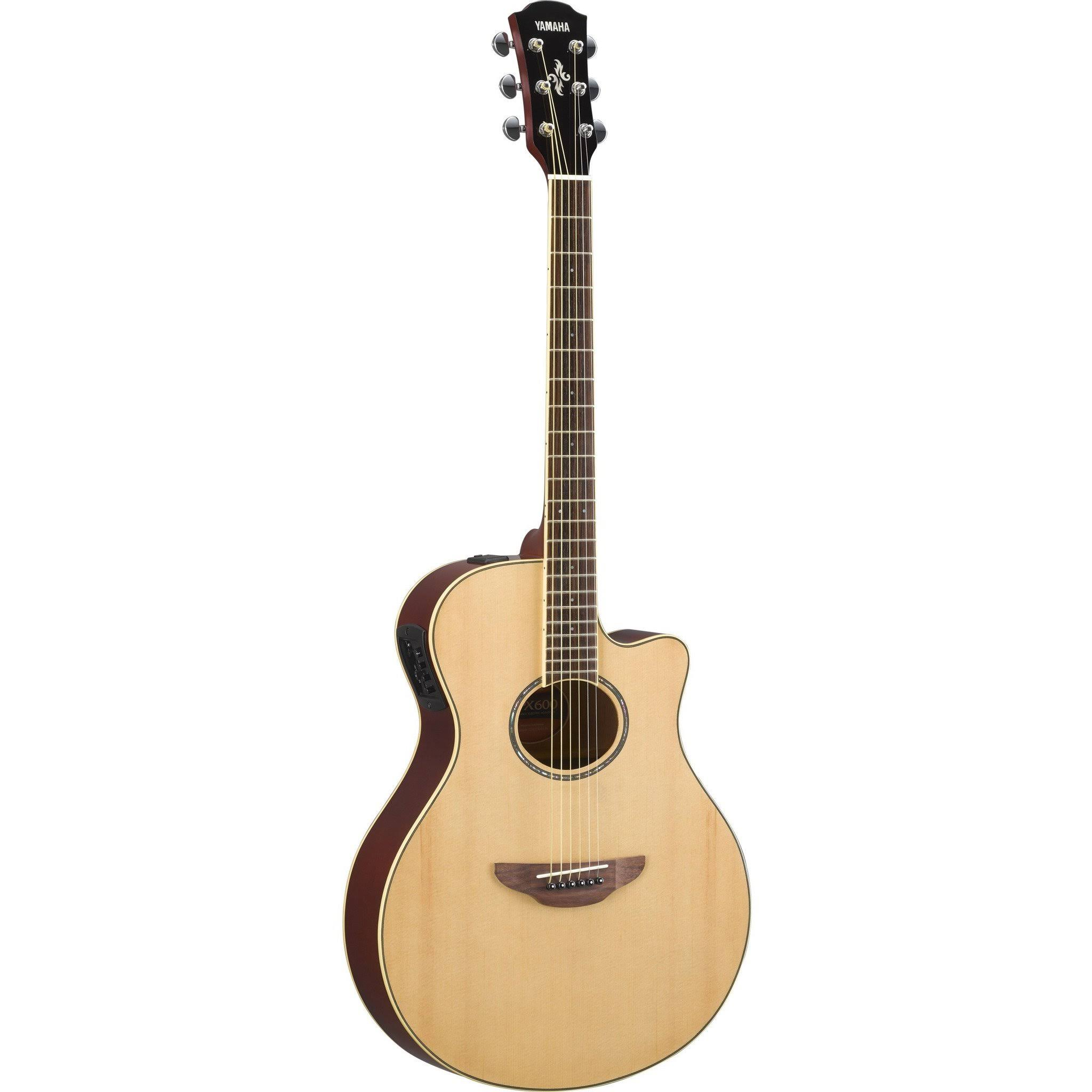 Yamaha APX600 Acoustic Electric Guitar (Natural)