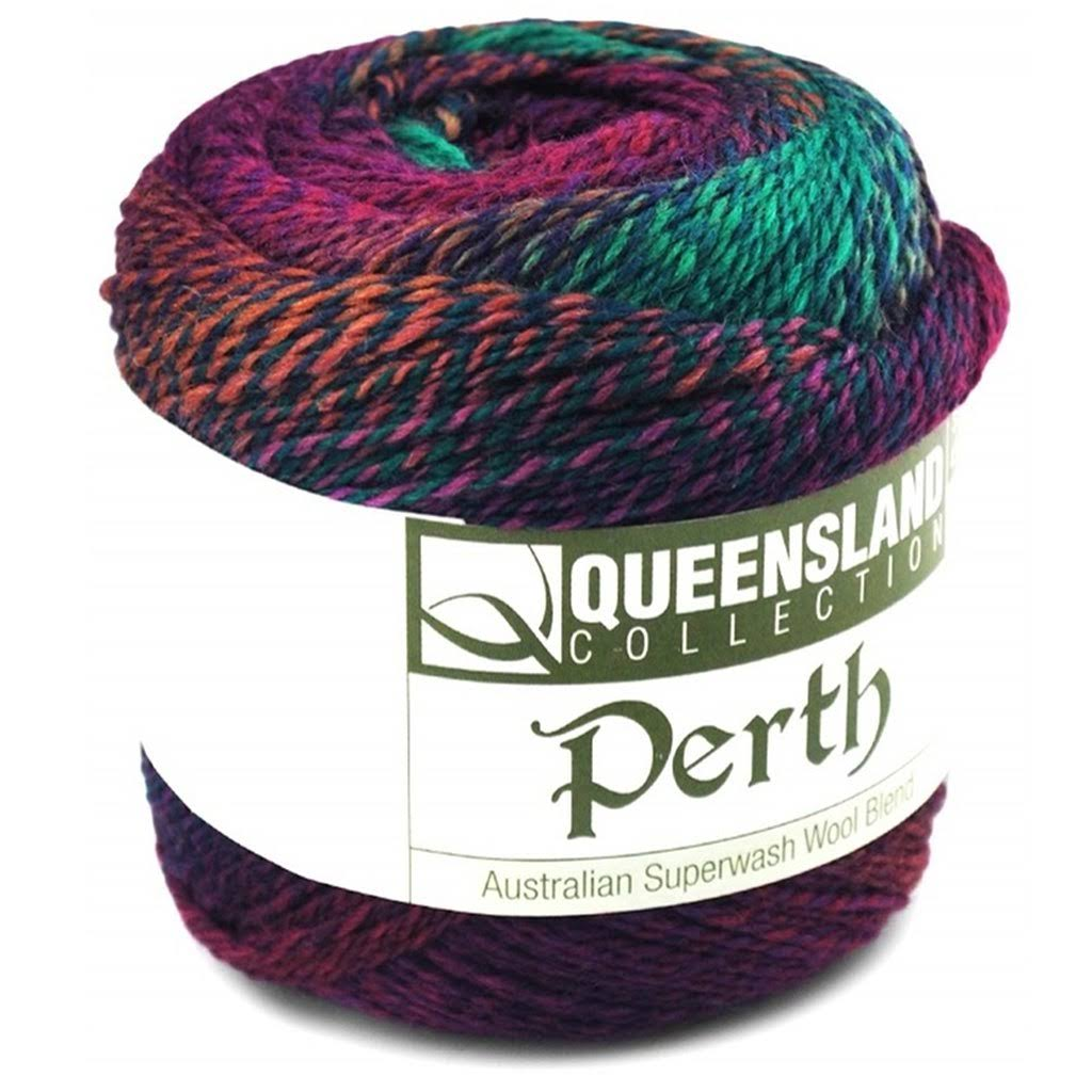 Queensland Collection Perth Yarn Tasmanian Bay