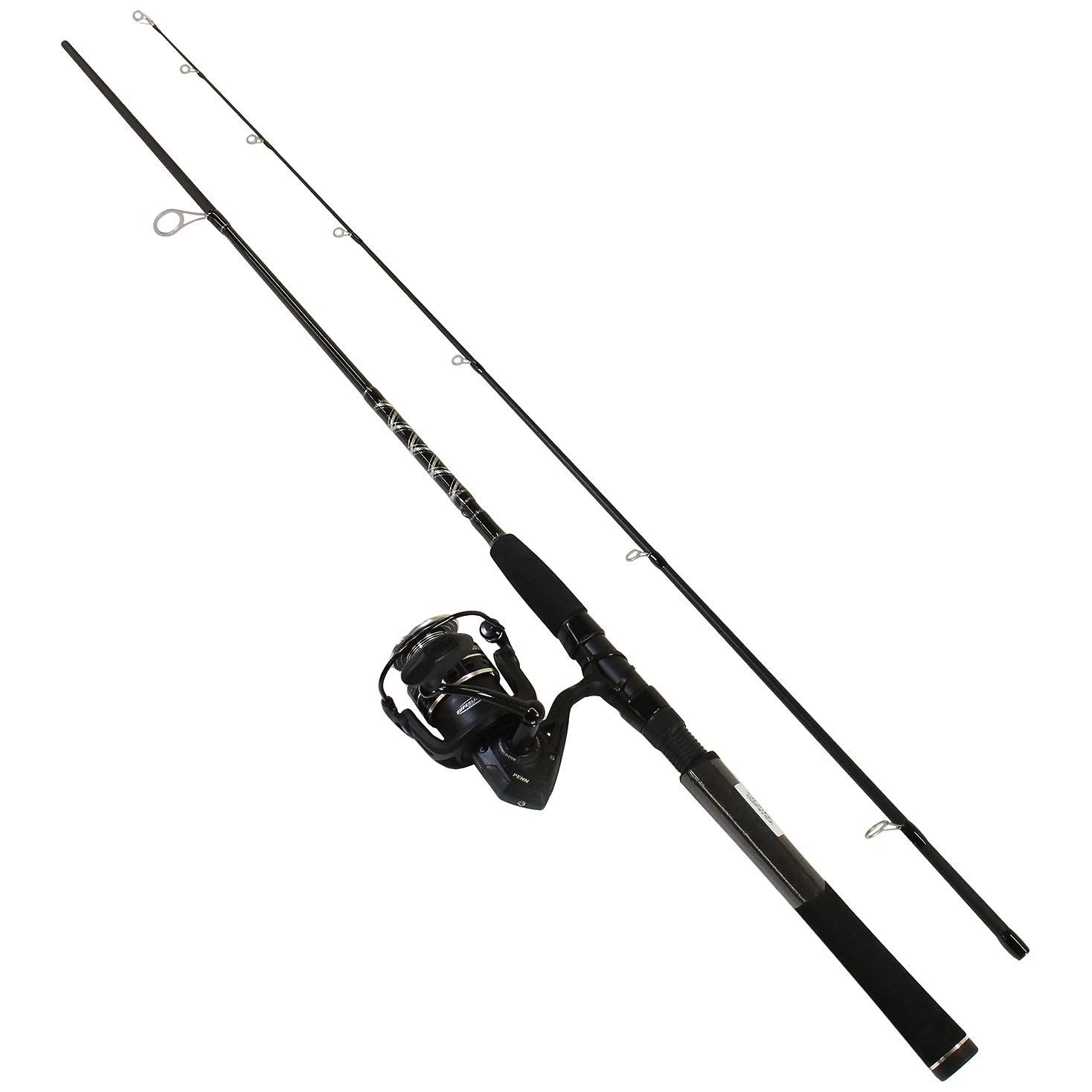 Penn Pursuit III Spinning Combo - PURIII4000702M