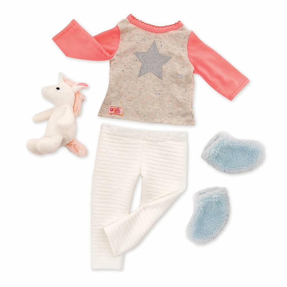 Our Generation Unicorn Wishes Outfit
