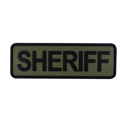 5ive Star Gear 6621000 Sheriff Morale Patch