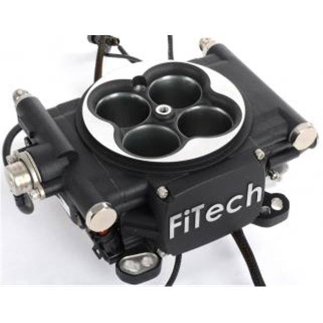 FiTech 30002 Go EFI 4 Self-tuning Fuel Injection System - 600HP