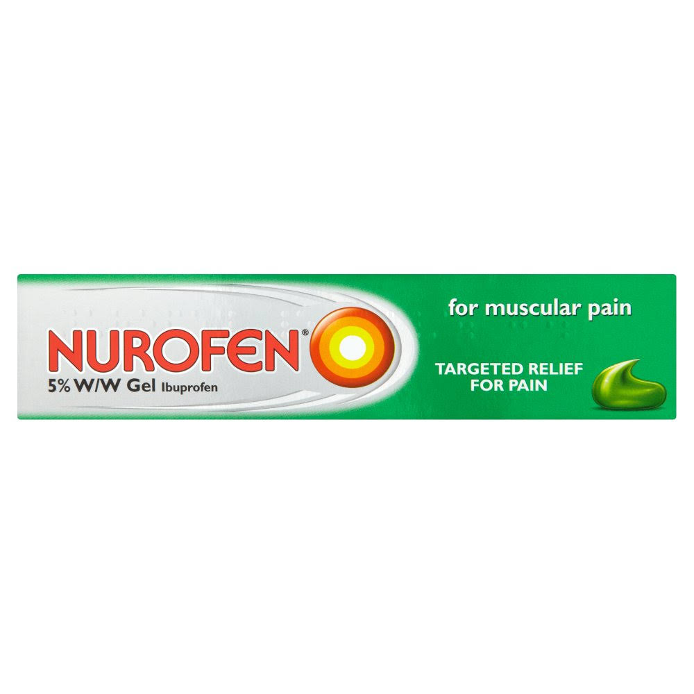Nurofen Muscular Pain Relief Gel - 30g