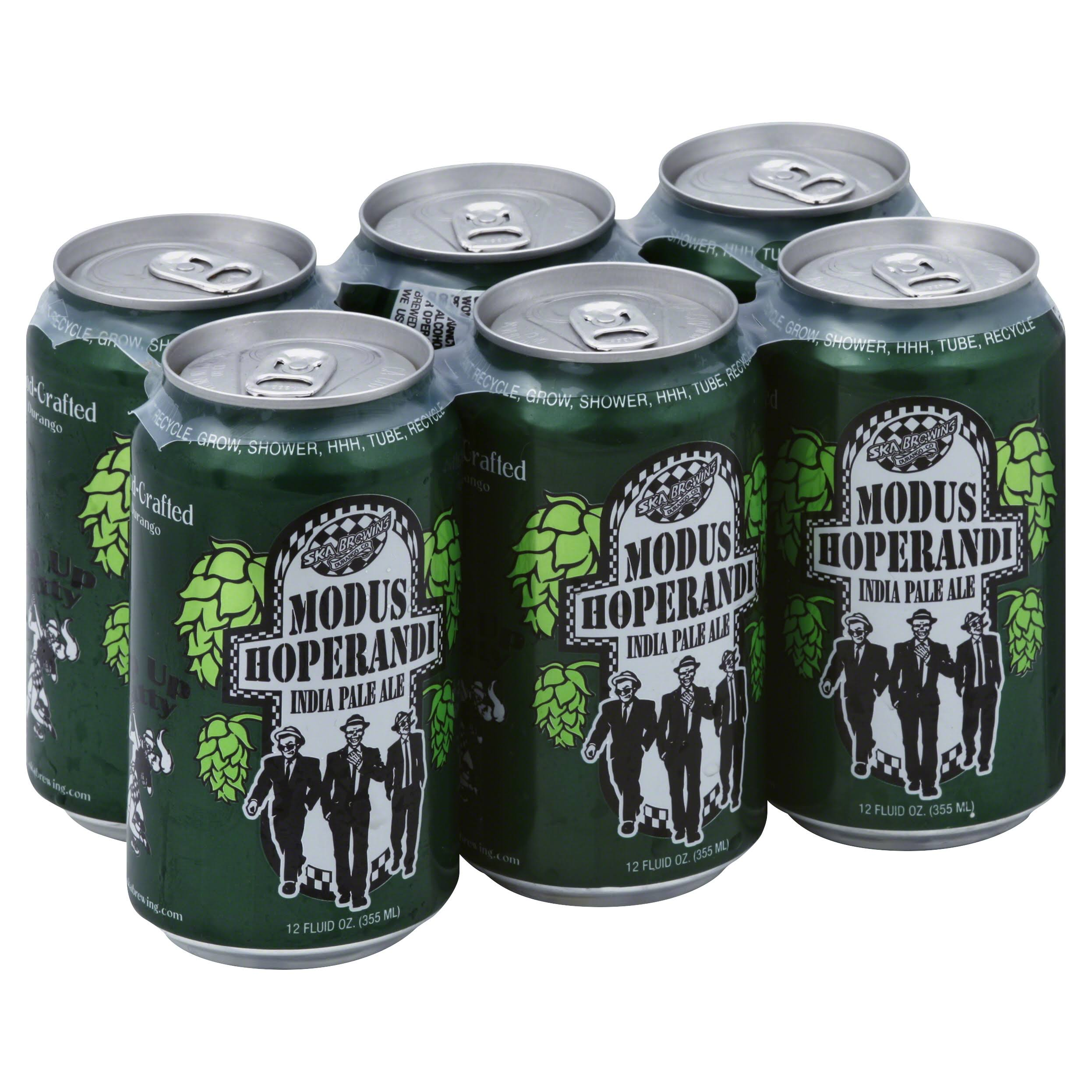 Ska Brewing Modus Hoperandi India Pale Ale - 355ml