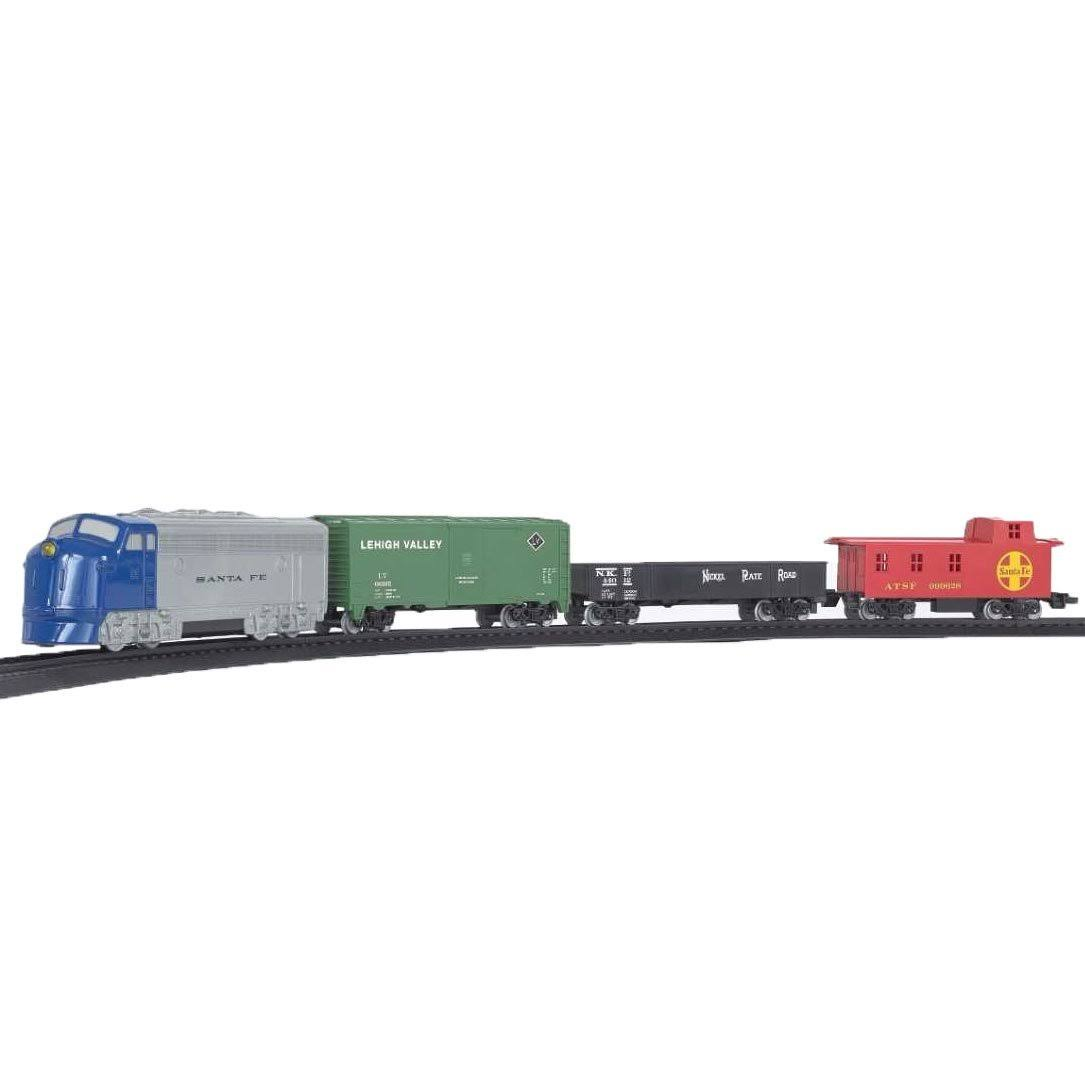 Bachmann Industries Battery Operated Rail Champ Child Train Set - HO Scale
