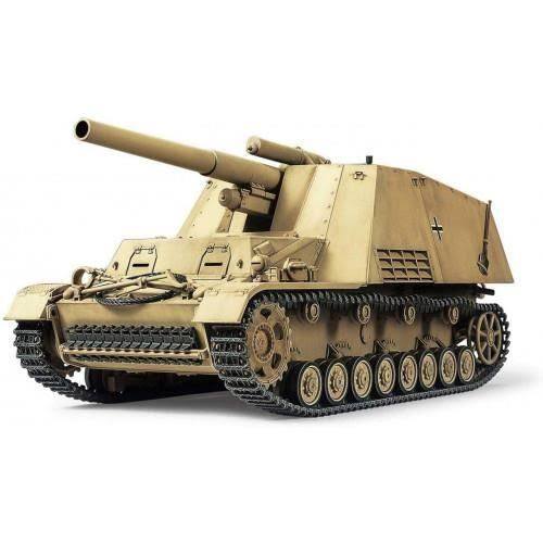 Tamiya 35367 German Heavy Self-Propelled Howitzer Hummel - 1:35 Scale