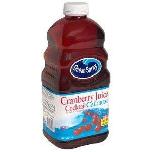Ocean Spray Cranberry Juice Cocktail with Calcium - 64oz