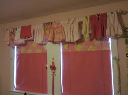 Pink Ruffle Curtain Topper by Awesome Valances For Bedroom Contemporary Decorating Design