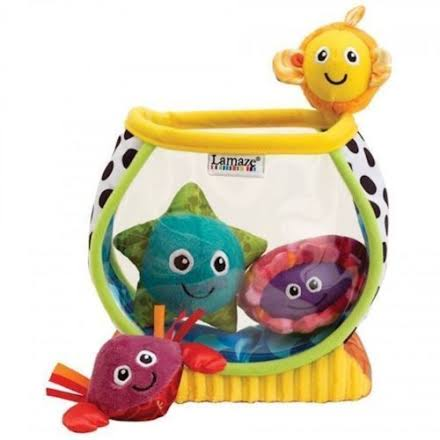 Lamaze My First Fish Bowl Toy