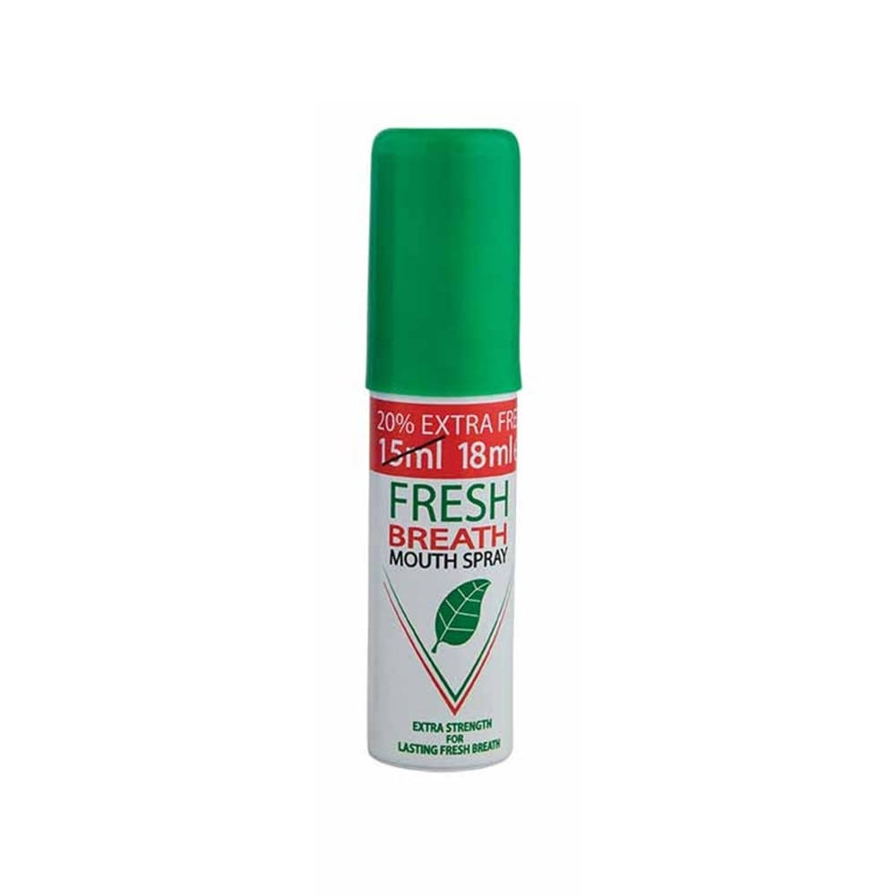 Fresh Breath Mouth Spray Breath - 18ml